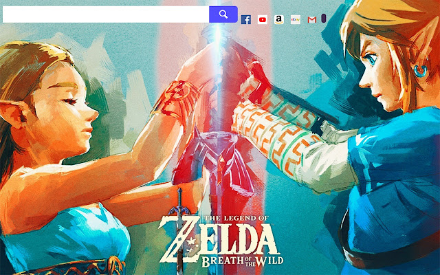 The Legend Of Zelda Hd Wallpapers Chrome Web Store