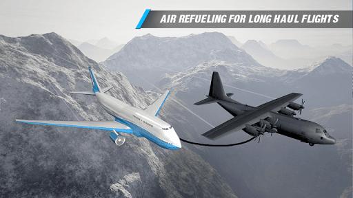 Pilot Plane Landing Simulator - Airplane games filehippodl screenshot 17