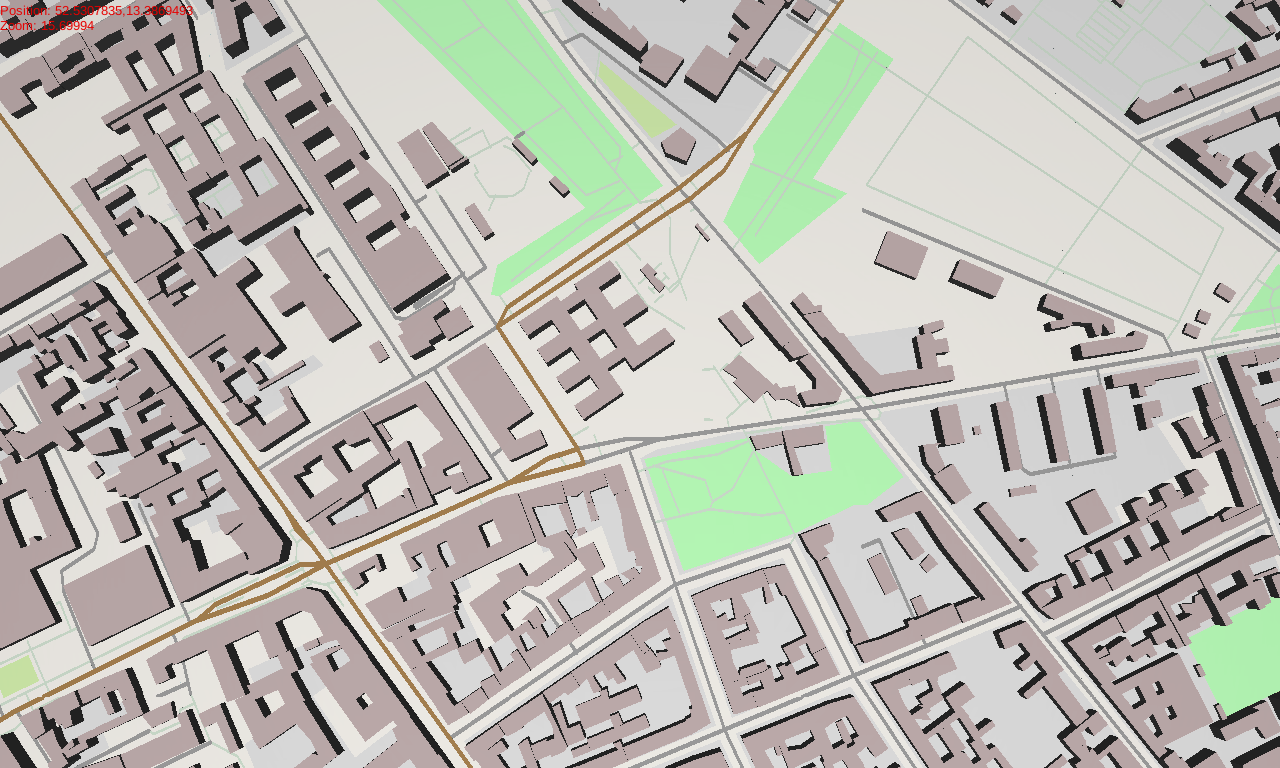 UtyMap Demo- screenshot