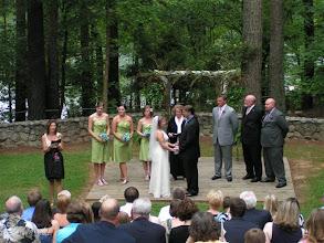 Photo: Cannon Chapel Area on Lake Hartwell - Clemson, SC - 5-09 http://WeddingWoman.net