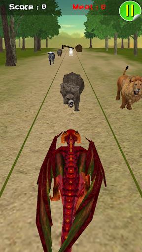 Jungle Dragon Run 3D