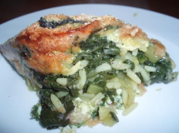 Gratin Of Greens Casserole Recipe