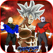 Saiyan Fighter: Dragon Goku