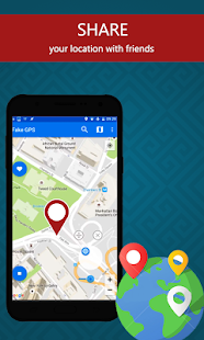App Gps Fake Location Changer - Mock Location APK for Windows Phone