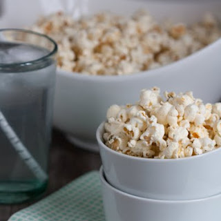 Popcorn With Herbes De Provence And Smoked Sea Salt