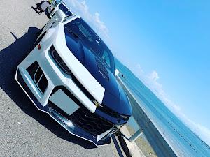 カマロ   LT RS 3.6L カメマレイティブエディション30台限定車のカスタム事例画像 トムさんの2020年09月04日09:14の投稿