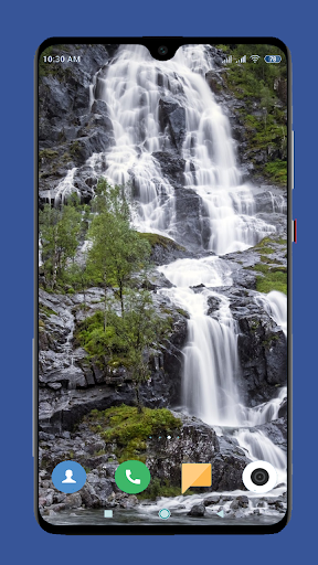Waterfall Wallpaper HD 1.04 screenshots 7
