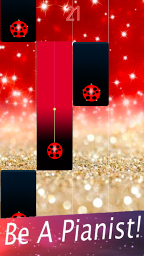 Piano ladybug Tiles 2019 for PC