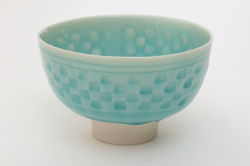Peter Wills Porcelian Bowl 107