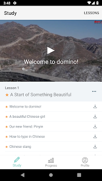 Learn Chinese - Domino Edu image