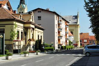 Photo: Jedno ze słoweńskich miasteczek, tak czysto jest wszędzie :)
