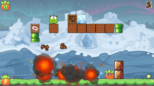 Hungry Piggy : Carrot  screenshots 4