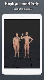 Art Model – 3D Pose tool and morphing tool Apk Android