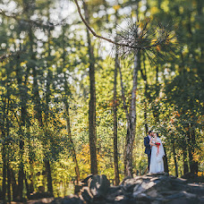 Wedding photographer Ivan Evgenev (ivanevgenyevru). Photo of 16.10.2014