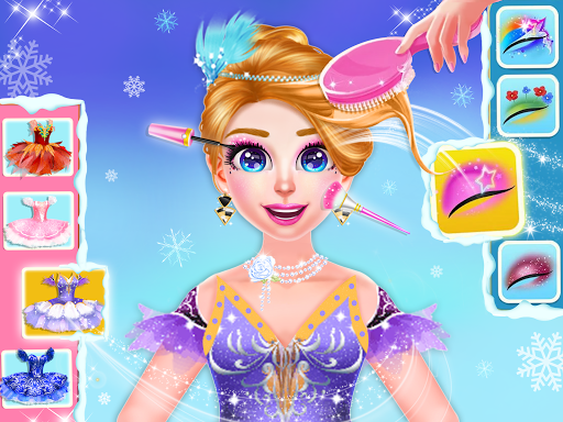 Ice Ballerina Dancing Battle: Dress Up Games ss2
