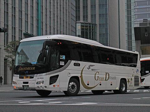 西日本JRバス「グランドリーム30号」