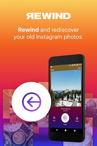 Rewind for Instagram 1.0.1 screenshots 1