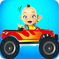 Baby Monster Truck Game – Cars 1.1 icon