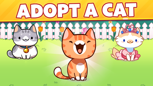 Cat Game - The Cats Collector! apkslow screenshots 1