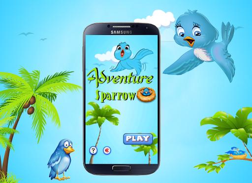 Adventure Sparrow