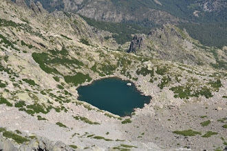 Photo: jazero Lac d´Oro