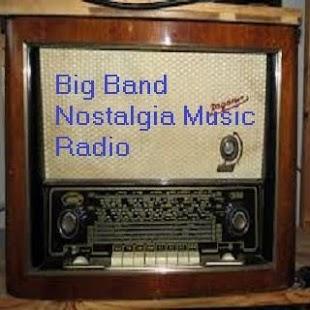 Big Band Nostalgia Music Radio - náhled