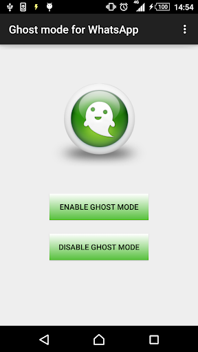 Whats Ghost Mode