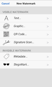 iWatermark+ Free Add Text Logo screenshot 16