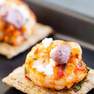 Mediterranean Shrimp Bites