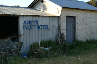 Photo: Airey's Inlet Hotel Outbuildings