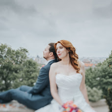 Wedding photographer Eliška Fischerová (khiria). Photo of 29.11.2017