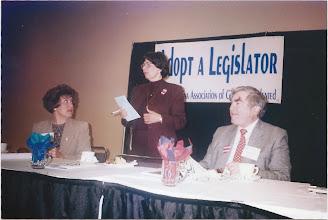 Photo: Rebecca Garland, Dianne McDowell, Jim Gallagher