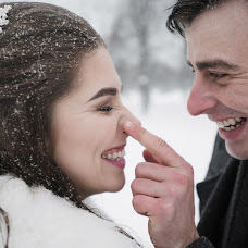 Wedding photographer Sergey Gordeychik (fotoromantik). Photo of 04.01.2019