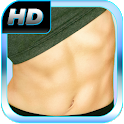 Best Abs Fitness: abdominal exercises fitness app icon