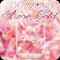 Rose Gold Pink Glitter Diamond icon