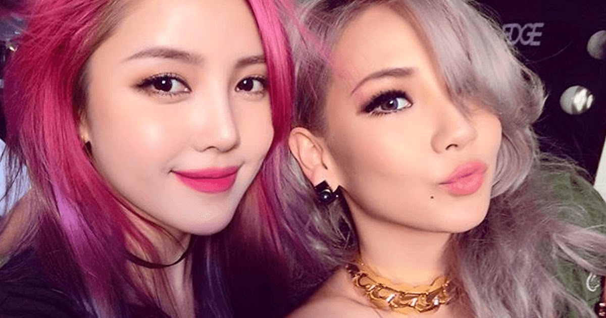 Pink Haired Makeup Artist