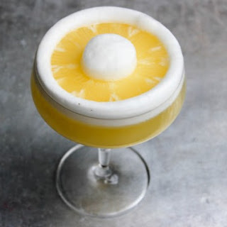 Pineapple Tequila Sour.