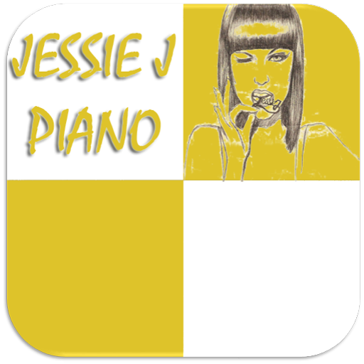 Jessie J Piano Tiles 音樂 LOGO-玩APPs