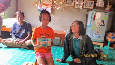 Photo: House call near Chiang Dao