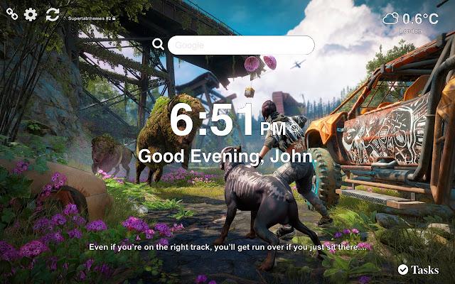 Far Cry New Dawn Wallpapers HD New Tab