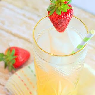 Refreshing Vodka Citrus Splash.