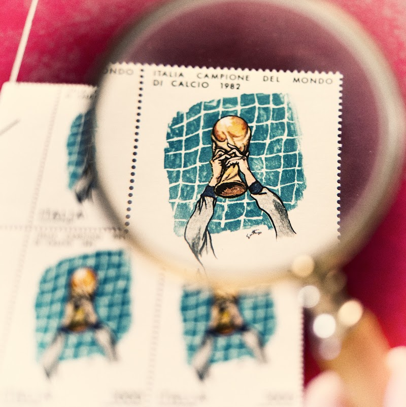 francobolli da collezione...quando ancora c'erano di Monti75