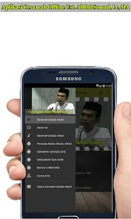 Ceramah Ustadz Abdul Somad Offline Terbaru - náhled