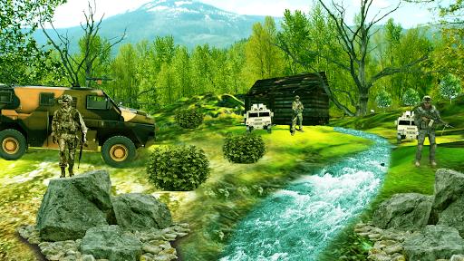 Rules of Jungle Survival-Last Commando Battlefield 1.0 4