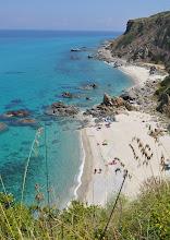 Photo: Zambrone,Calabria - Spiaggia località Capo Cozzo.