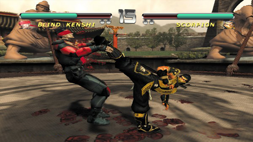 Terra Tag Tournament Fight 1.0 5