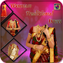 Woman Traditional Dress APK icon
