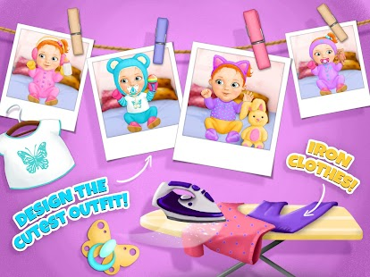 Download Sweet Baby Girl Daycare 4 For PC Windows and Mac apk screenshot 13