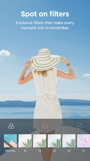 B612 - Beauty & Filter Camera app (apk) free download for Android/PC/Windows screenshot