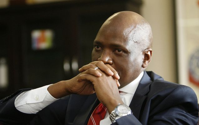 Hlaudi Motsoeneng. Picture: SUPPLIED
